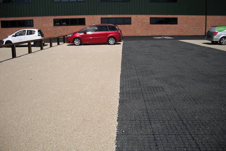 Voordelen van grindplaten